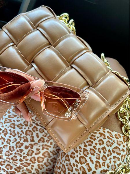 wide frame cat eye sunglasses  #amazonfinds   #LTKSeasonal #LTKitbag