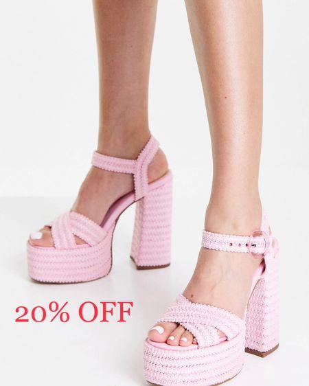 20% off everything over at ASOS with code ASOSNEWTREAT✨✨✨Shop my top picks  #liketkit @liketoknow.it #LTKsalealert #LTKunder100 #LTKDay #sale #dress #summerdress #sequin #heels #highheels #shoes #sandals #summerstyle #swim #swimsuit http://liketk.it/3gYqp