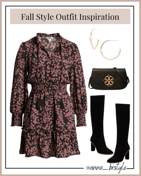 fall style, wedding guest dress #anna_brstyle