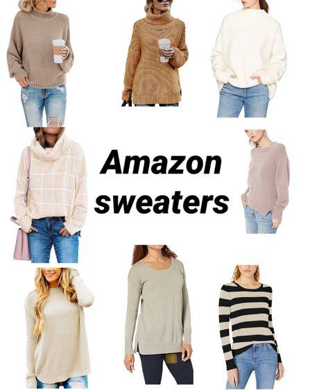 Amazon sweaters ✨ sweater ✨ fall sweater ✨ fall outfits ✨ fall outfit ✨ amazon prime ✨ amazon fashion ✨ tunics Shop my daily looks by following me on the LIKEtoKNOW.it shopping app http://liketk.it/2Yuth #liketkit @liketoknow.it #LTKunder50 #LTKfamily #LTKworkwear #ltkstyletip #ltksalealert