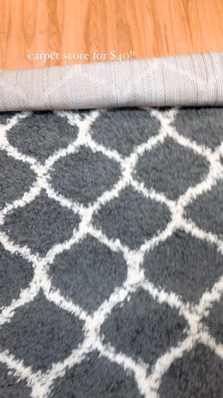 New area rug!   #LTKstyletip #LTKunder100 #LTKhome