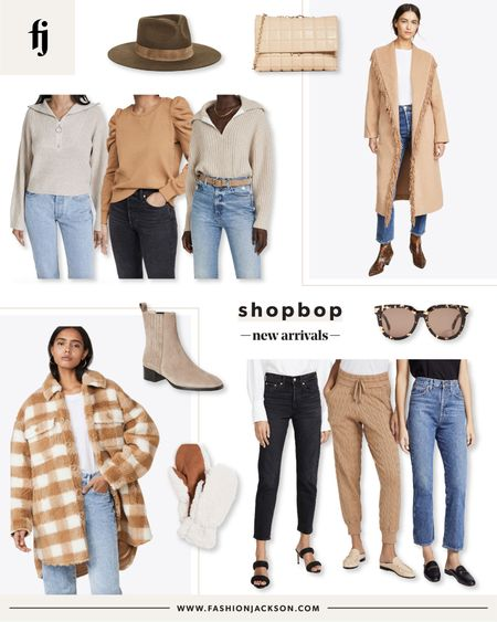 Love these new arrivals for fall from Shopbop! #falloutfits #shacket #booties #camelcoat #sweaters   #LTKstyletip #LTKunder100 #LTKshoecrush