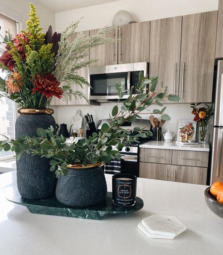 A few seasonal updates. Shop my favorite kitchen decor!   #LTKhome #LTKSeasonal #LTKunder100