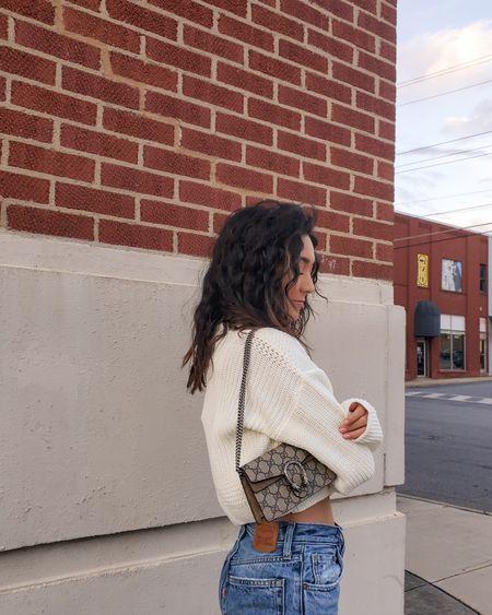 Cream cardigan and levis 501 skinny jeans http://liketk.it/34IEy @liketoknow.it #liketkit #LTKNewYear #LTKstyletip #LTKunder50 #LTKunder100 #LTKsalealert #LTKitbag