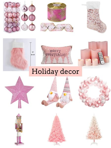 Holiday decor. Christmas decor   #LTKSeasonal #LTKHoliday #LTKunder50