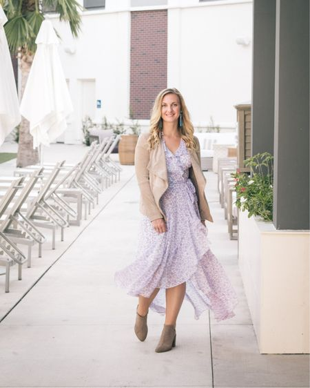 BB Dakota's Wade faux suede jacket is the perfect lightweight spring jacket to stay over dresses and with jeans. http://liketk.it/2KwYp #liketkit @liketoknow.it #LTKunder100 #LTKstyletip