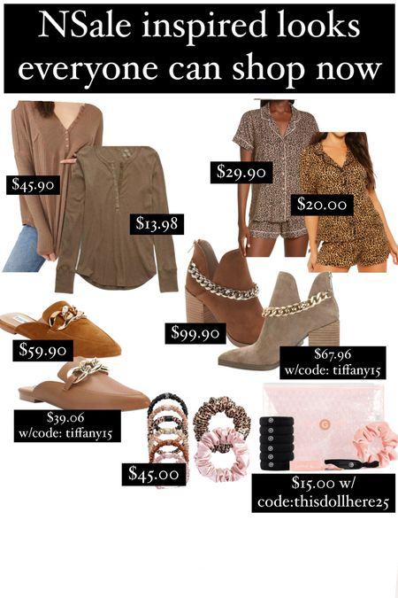 Nsale looks everyone can shop now  #LTKSeasonal #LTKsalealert #LTKunder50