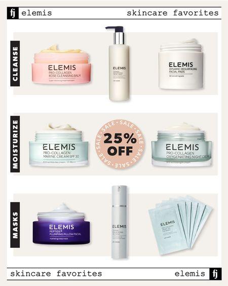 My top #skincare picks from #Elemis. Shop during the #ltksale for 25% off your purchase! #beauty #salealert #spf #facewash #moisturizer #fashionjackson  #LTKsalealert #LTKbeauty #LTKunder100