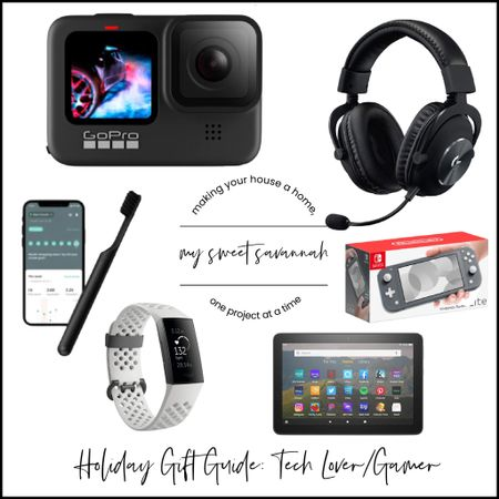 Due to supply chain issues, it is recommended you shop early this year for the holidays!  Order by oct 31 to ensure Christmas delivery!  These items for the gamer or tech lover in tour family are sure to be a big hit!    #LTKSeasonal #LTKGiftGuide #LTKHoliday