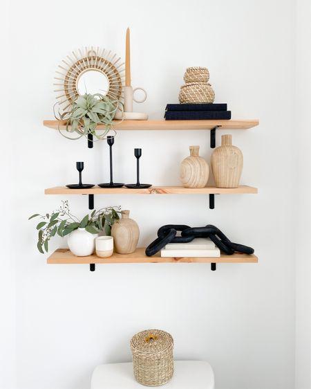 Shelfie styling!  Shelf was handmade: check out my selfie DIY highlight on Instagram for the tutorial!    http://liketk.it/38mUA #liketkit @liketoknow.it