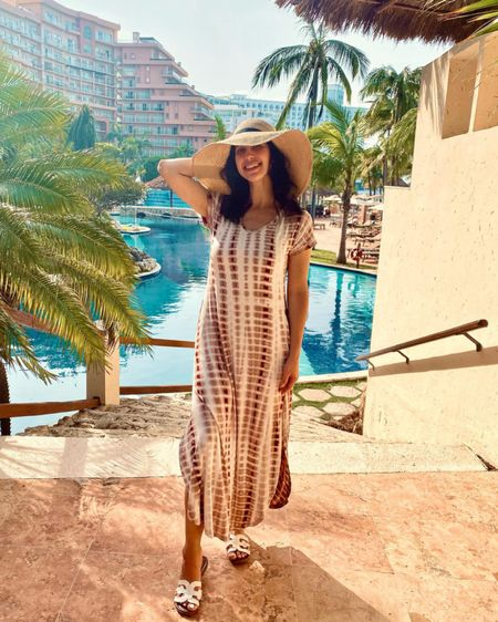 Perfect vacation outfit!  http://liketk.it/2YIOG   #liketkit @liketoknow.it #summerdress #casualoutfit