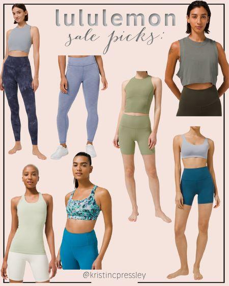 Lululemon sale picks! #workout #athleisure http://liketk.it/3hTkX #liketkit @liketoknow.it #LTKsalealert