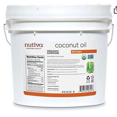 If you use coconut oil often this is a great buy; bonus that it's organic!  Kitchen : Amazon Finds : Cooking : Home   #LTKsalealert #LTKhome #LTKunder50 #liketkit @liketoknow.it http://liketk.it/3gA9Y