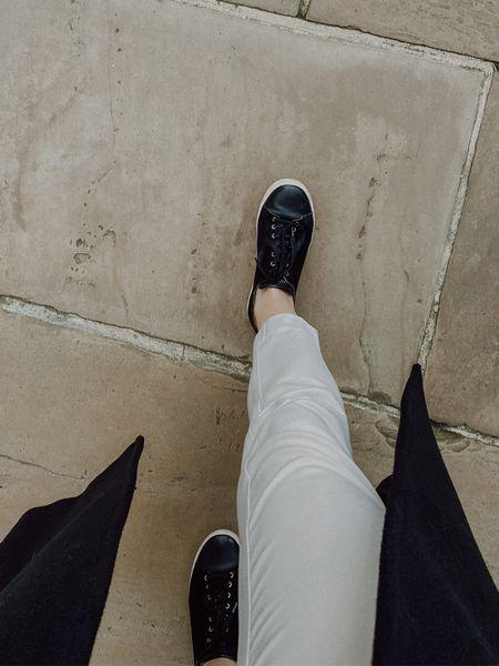 My favourite leather sneakers for walking around on city-breaks!    #LTKtravel #LTKGiftGuide #LTKshoecrush
