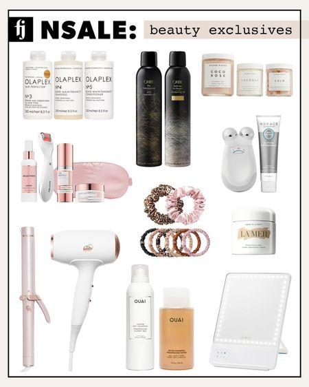 #NSALE beauty exclusives! Stock up and save on these beauty essentials #nordstromsale #nordstromanniversarysale #beauty #makeup #haircare #liketkit  #LTKunder100 #LTKsalealert #LTKbeauty