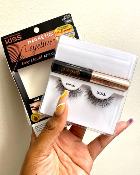 Magnetic lashes are in! They're affordable, easy to apply, and lasted 4+ hours. I'm obsessed and they're now a must have in my beauty routine. Great for under $10 too! Shop my daily looks by following me on the LIKEtoKNOW.it shopping app  http://liketk.it/3c8gg #liketkit @liketoknow.it #LTKSpringSale #LTKbeauty #LTKunder50