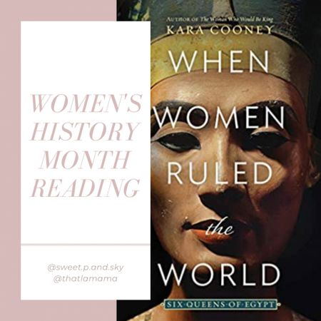 I just finished writing an article on Women'a History Month and thought I'd share some of my research. All amazing books about amazing women.    Screenshot this pic to get shoppable product details with the LIKEtoKNOW.it shopping app    http://liketk.it/37Rz2    #liketkit @liketoknow.it #StayHomeWithLTK #LTKunder50 #womenshistorymonth #amazonbooks #amazonfinds #reading #read #ltkbooks @liketoknow.it.home