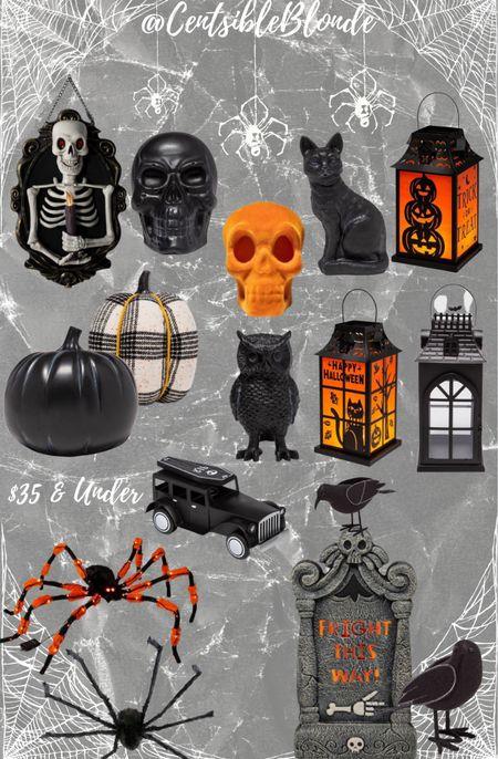 Halloween decor under $40   #LTKHoliday #LTKSeasonal #LTKunder50