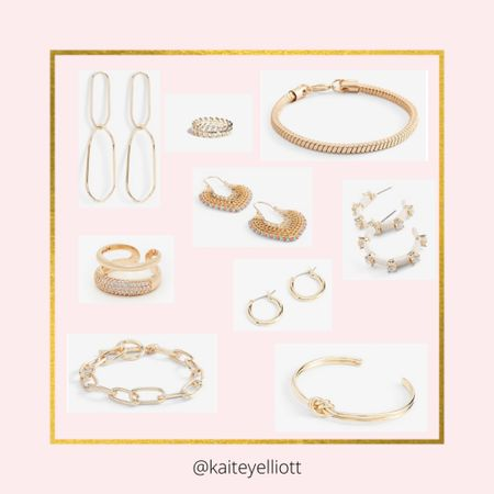 The LTK Spring Sale is here! Express has some of the most simple and classy gold accessories. Shop your screenshot of this pic with the LIKEtoKNOW.it shopping app @liketoknow.it #liketkit #LTKSpringSale #LTKsalealert #LTKunder50 http://liketk.it/3csF2