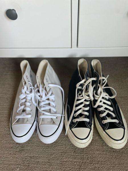Converse sneakers - TTS  #LTKSeasonal