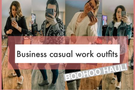 I tried to find most of the outfits I wore in my latest YouTube video to link here for you!! 💖💖 http://liketk.it/2KpTJ #liketkit #LTKworkwear #LTKstyletip #LTKunder50 @liketoknow.it You can instantly shop my looks by following me on the LIKEtoKNOW.it shopping app