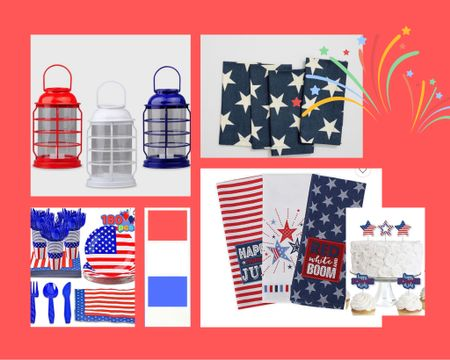 Add some patriot touches to your home for Fourth of July #LTKhome #LTKunder50 #LTKsalealert http://liketk.it/3ilCh #liketkit @liketoknow.it @liketoknow.it.home Shop your screenshot of this pic with the LIKEtoKNOW.it shopping app