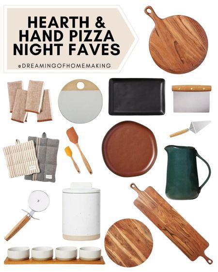 Hearth & hand pizza night faves!!  Dreaming of Homemaking | #DreamingofHomemaking   #LTKhome #LTKunder50 #LTKunder100