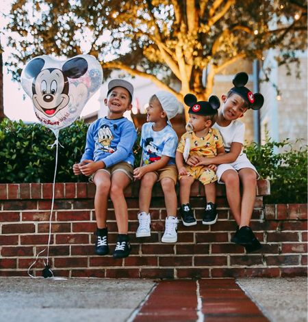 As a Disney mom, I'm always on the hunt for cute Disney pieces for our boys' closets! I've rounded up some of our recent Disney favorites for boys! #LTKdisney  #LTKfamily #LTKunder50