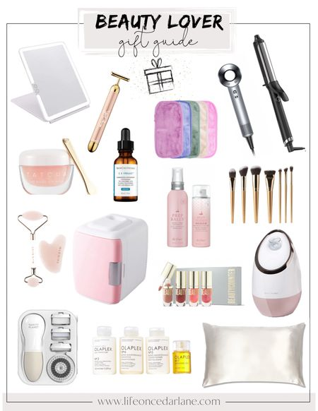 Awesome gifts for the beauty lover! Shop these finds from Nordstrom, Beauty Counter, Amazon and more!!  #beauty #giftguideforher   #LTKGiftGuide