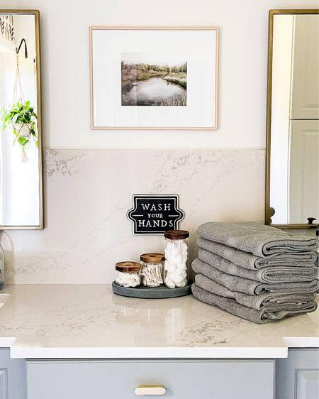 I've rounded up some favorite bathroom essentials for you from Walmart! #ad #walmarthome @liketoknow.it #liketkit http://liketk.it/3jNrE @liketoknow.it.home #LTKhome #LTKunder50 #LTKunder100