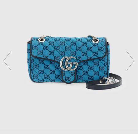 Hello Gucci bag of dreams!!! I love this blue shade! So chic!!!!   #LTKitbag #LTKwedding #LTKworkwear