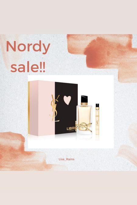 Nordstrom sale!  Ysl perfume! I have purchased this fragrance 3 times!!  Delish! So many complements   #LTKSeasonal #LTKbeauty #LTKsalealert
