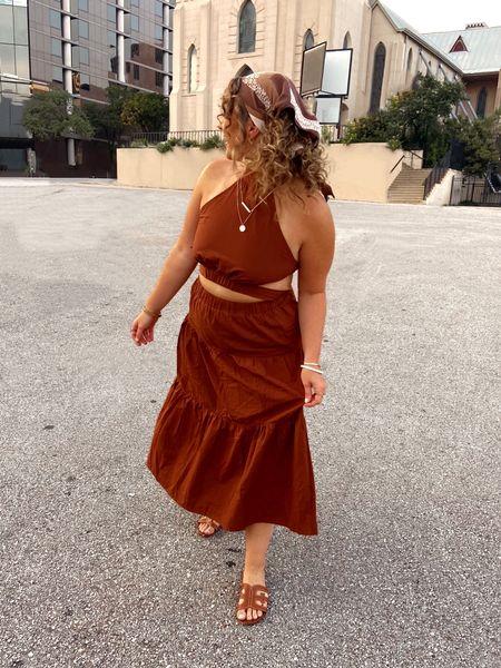 Loving this boho-styled 2 piece set from Shein 🥰   #LTKcurves #LTKstyletip #LTKunder50