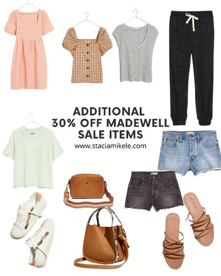 #liketkit http://liketk.it/3jDWp @liketoknow.it madewell summer sale is an extra 30% off sale items. If you love to stock up on quality pieces, then check this out