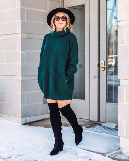 Sweater dresses for the win! http://liketk.it/38XCU #liketkit @liketoknow.it Shop your screenshot of this pic with the LIKEtoKNOW.it shopping app #LTKshoecrush #LTKunder50 #LTKstyletip  . . . #ootdshare #bloggerbabe #bloggerstyle #realoutfitgram #mamaswithstyle #realmomstyle #getthelook #styleinspo #michiganblogger #whatiwore #aboutalook #rewardstyleblogger #pursuepretty #affordablefashion #outfitinspo #stylecrush #outfitgoals #basic #winterstyle