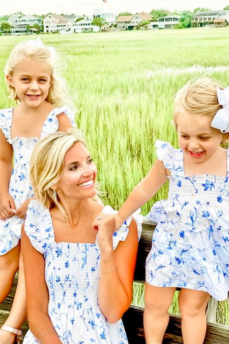 Matching marsh moment 💙 http://liketk.it/3jhB7 #liketkit @liketoknow.it #LTKstyletip #LTKkids #LTKfamily You can instantly shop my looks by following me on the LIKEtoKNOW.it shopping app @liketoknow.it.family