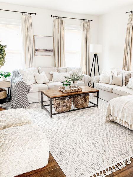 Neutral living room decor http://liketk.it/3dFdF  #liketkit @liketoknow.it #LTKhome @liketoknow.it.home