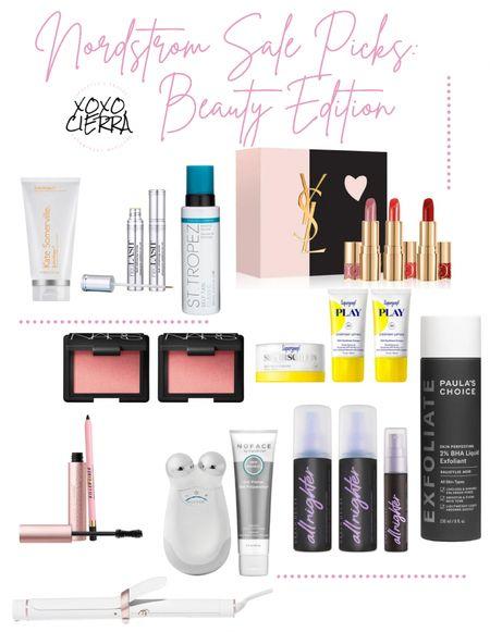 Nordstrom sale beauty favs! My go-to's that I'll be stocking up on 💓 #nsale  #LTKsalealert #LTKbeauty