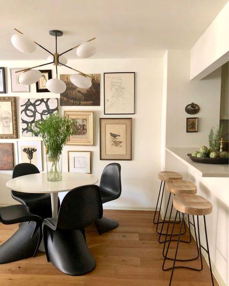 The dining area of our flip condo 🖤 a little old + a lotta new http://liketk.it/2DEk4 #liketkit @liketoknow.it