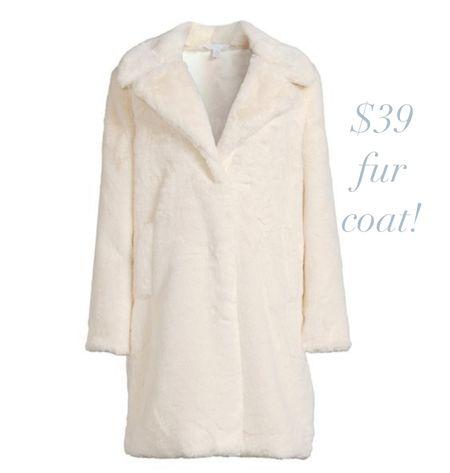 Fur coat! #furcoat #furjacket #coats #jackets #holiday   #LTKHoliday