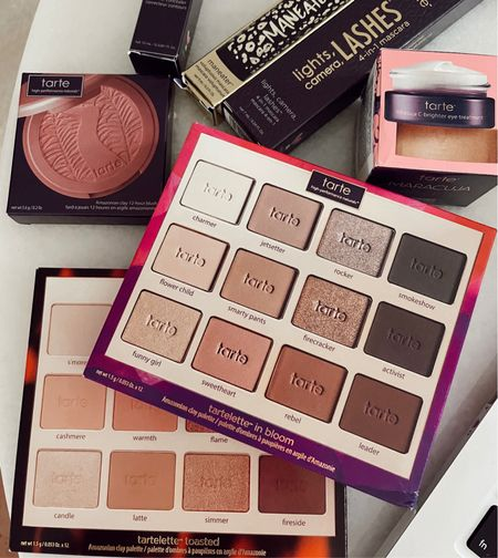 Tarte SALE! Buy 2, get 1 free!!! Mix and match! This is great to stock up and grab the eyeshadow palettes! You can always gift one! Code: FREE  #LTKbeauty #LTKGifts #LTKSale