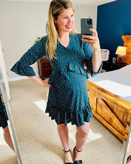Stretchy and fun Amazon dress. http://liketk.it/3eiQt #liketkit @liketoknow.it #LTKbump #LTKunder50