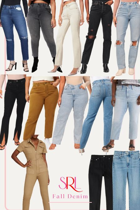 Denim on curves! Here are some of my favs from brands that I love💋  #LTKGiftGuide #LTKcurves #LTKstyletip