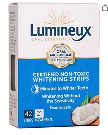 A safer, non toxic teeth whitening option + it's on sale!   #LTKsalealert #LTKunder50 #LTKbeauty #liketkit @liketoknow.it http://liketk.it/3hsBq