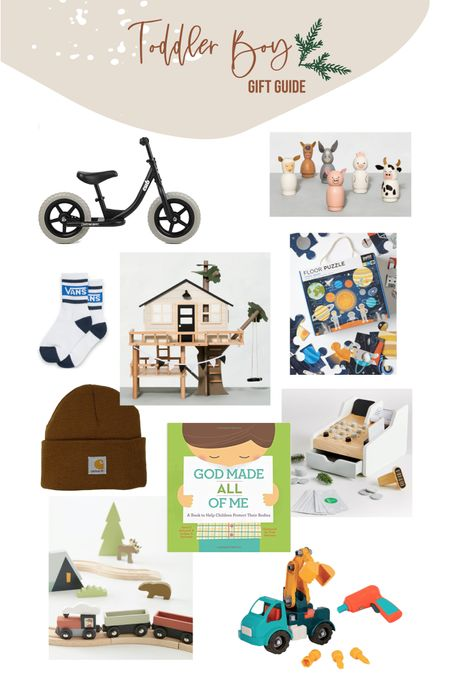 All things toddler boys and great gift ideas. IMO you can't go wrong with wooden toys and imaginative play. It's the things the boys go back to time and time again! Investment pieces and a little more aesthetically pleasing. 🙃 More options linked as well, so many things that I have purchased or we already have and love. | http://liketk.it/31cd2 #liketkit @liketoknow.it #LTKgiftspo #LTKkids #LTKsalealert