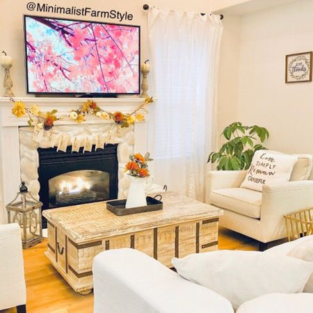 Follow me on the LIKEtoKNOW.it shopping app to get the product details for this look and others. The sofa cover has been amazing in protecting it from my little ones! I bought mine in white and I love the look and feel of it! #ad #falldecor #fall #autumn #seasonal #practical #neutrals #home #farmhouse #modernfarmhouse #livingroom #homedecor #decortips #seasonaldecor #decorations #easy #minimalist #familyroom #furniturewithkids @liketoknow.it.home @liketoknow.it #liketkit http://liketk.it/2YVrF