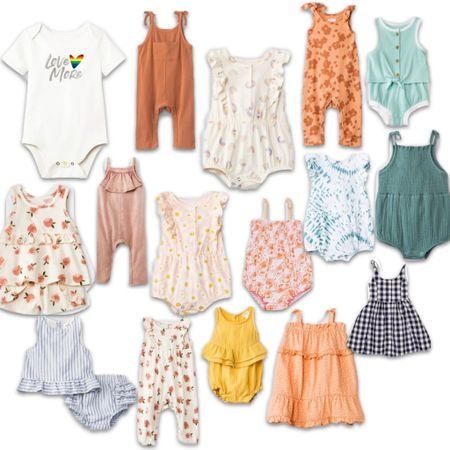 Target Baby Girl New Arrivals    @liketoknow.it #liketkit http://liketk.it/3f20l @liketoknow.it.family #LTKkids #LTKunder50 #LTKstyletip