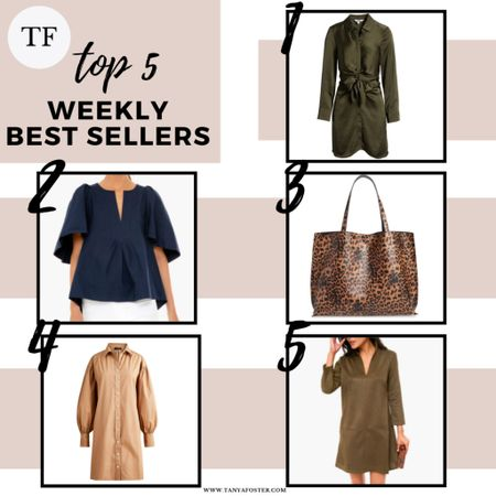 This week's top sellers!     #LTKitbag #LTKunder100 #LTKstyletip
