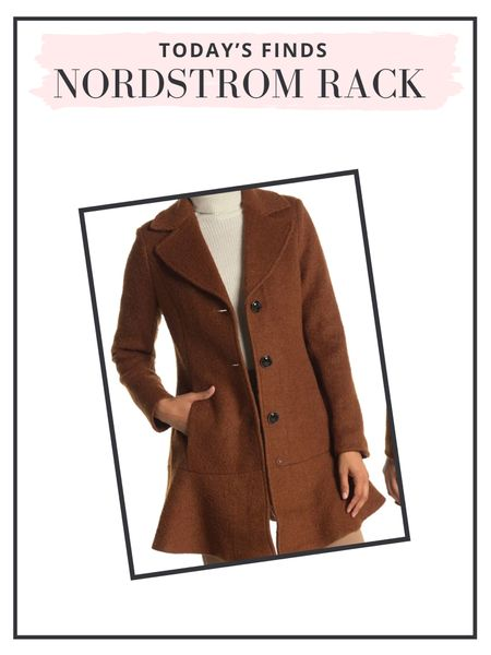 Daily finds: peacoat for fall and winter. I have this in cream and love it!  #LTKunder100 #LTKSeasonal #LTKsalealert
