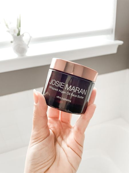 It's been a while but Self-care Sunday is back! This week's feature is an oldie but a goodie. Recently, Josie Maran gifted me her amazing whipped argan oil face butter. I used this product for years as a night cream, and adored every second of its ultra hydrating, skin-smoothing properties. I ended up also loving the benefits of plant-based retinol, so I switched things up; however, when you're pregnant or nursing, those products are off limits. Needless to say, I've fallen back in love with this cream and have been reaching for it both day and night. Even if you have oilier skin, I'd recommend giving this a try. Keeping skin hydrated is actually a why to combat excess oil production!    #LTKbeauty #LTKstyletip #LTKSeasonal